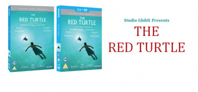 The Red Turtle Home Entertainment Release Details