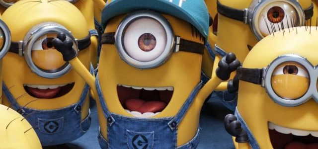 Despicable Me 3 Home Entertainment Release Details