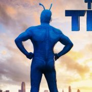 The Tick Character Posters Have Arrived
