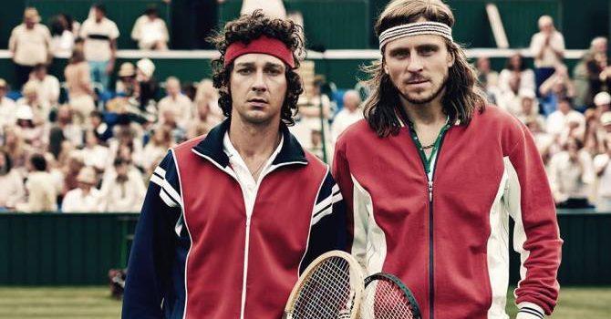 Watch: Hard-Hitting Red Band Trailer For Borg vs. McEnroe