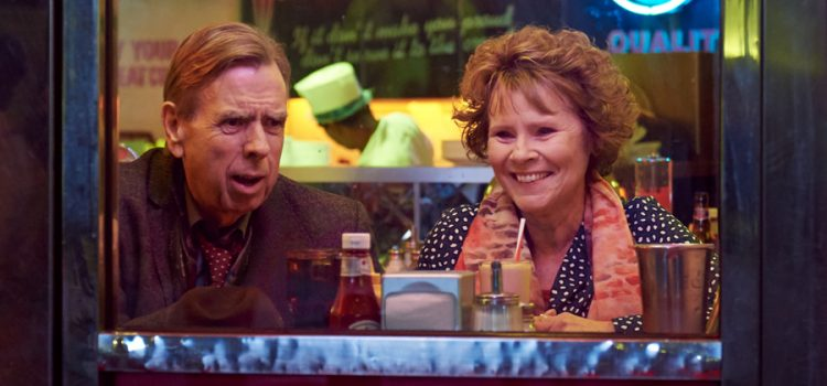 Timothy Spall & Imelda Staunton Star In Finding Your Feet Trailer