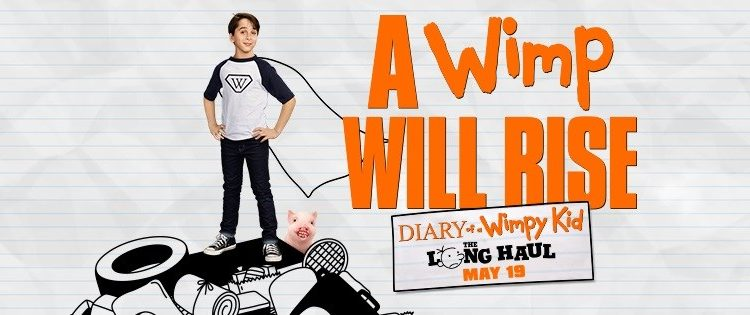 Diary Of A Wimpy Kid: The Long Haul Home Entertainment Release Details