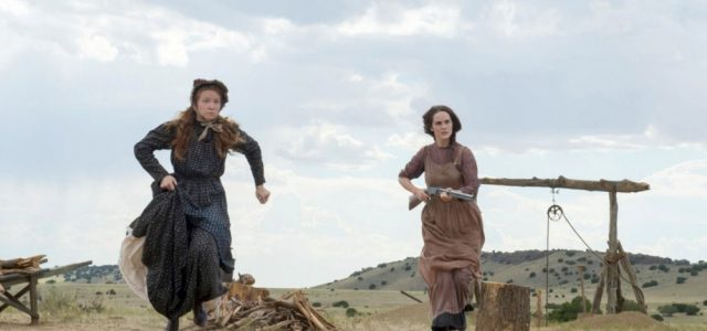 First Look Images: Netflix's Godless Starring Jack O'Connell