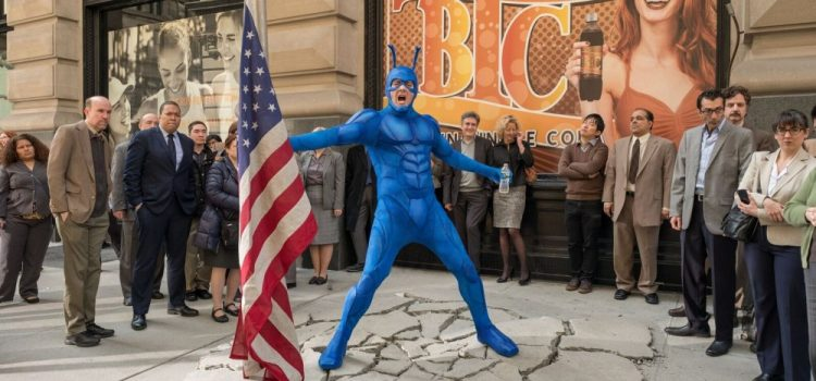 Heroes And Villains Surface In Latest Images From Amazon's The Tick