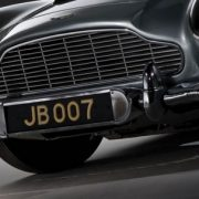 The Number Plates from the Silver Screen: How Much do they Cost?