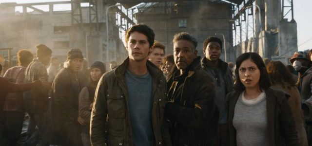 Maze Runner: The Death Cure Trailer Launches