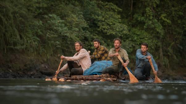 Jungle Starring Daniel Radcliffe – Official Release Details
