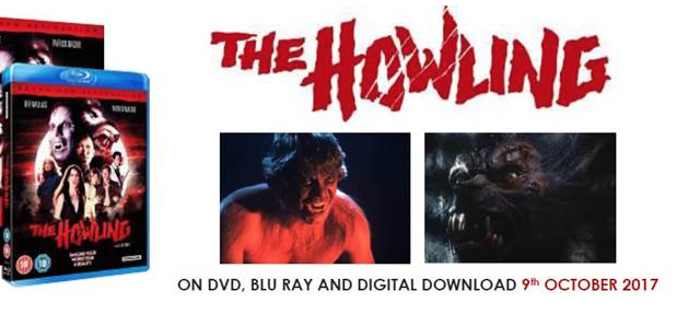 The Howling Home Entertainment Release Details