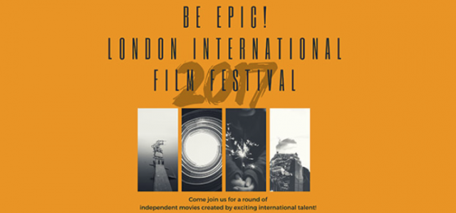 The Phoenix Cinema Presents The Be Epic! London International Film Festival