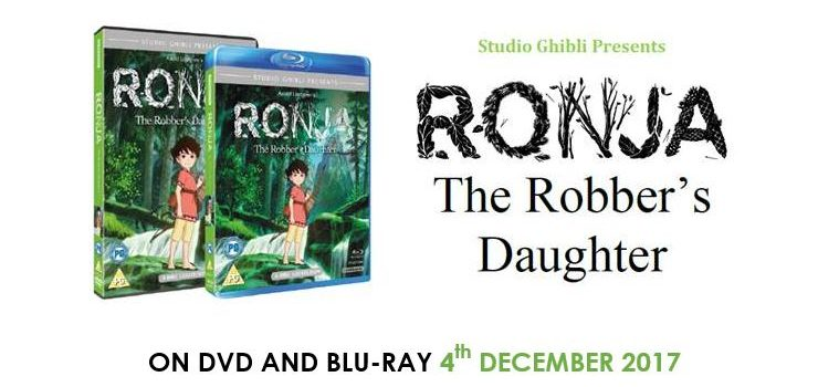 Ronja: The Robber's Daughter Home Entertainment Release Details