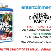 Office Christmas Party Home Entertainment Release Details