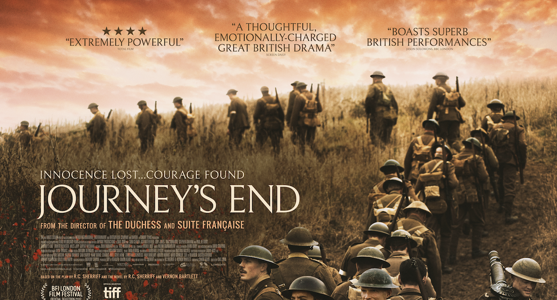 Beautiful New Journey's End Posters And A New Clip Arrive