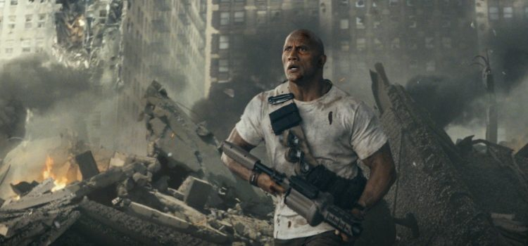 Dwayne Johnson's Gorilla Goes Ape In Trailer For Rampage