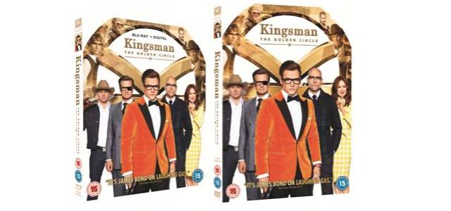 Kingsman: The Golden Circle Home Entertainment Release Details