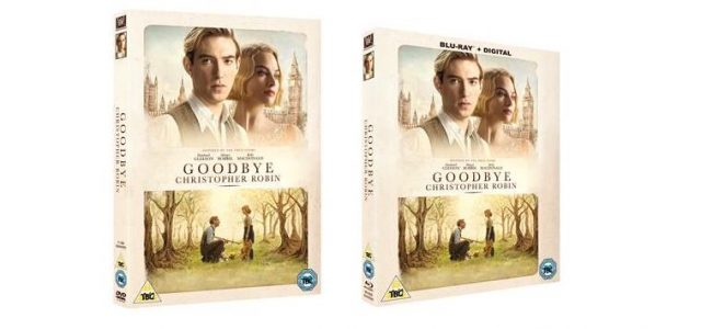 Goodbye Christopher Robin Home Entertainment Release