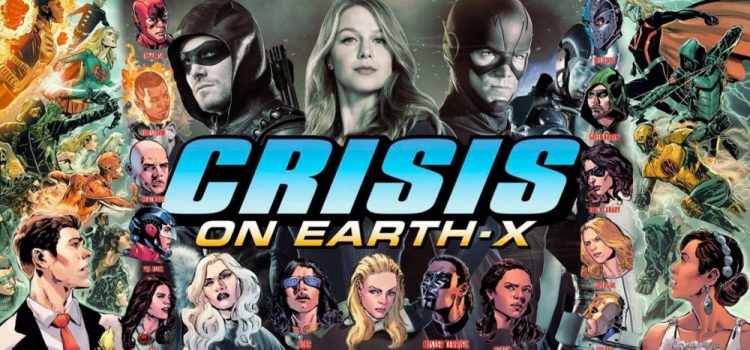 Arrow, Flash, Supergirl And Legends Of Tomorrow – Week 8 Crossover Special