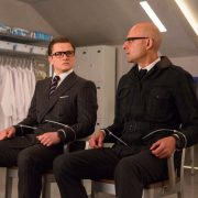 Taron Egerton And Mark Strong Talk Kingsman: The Golden Circle