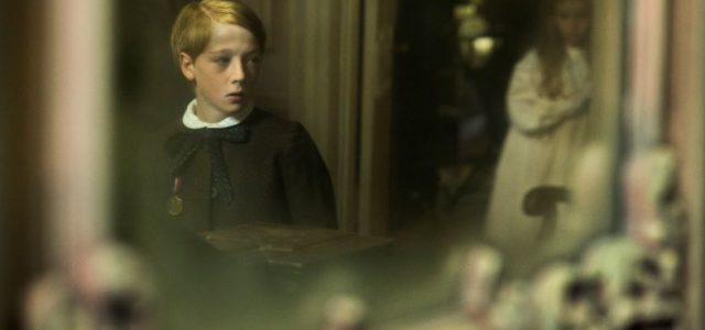 First Image Arrives From Lenny Abrahamson's The Little Stranger