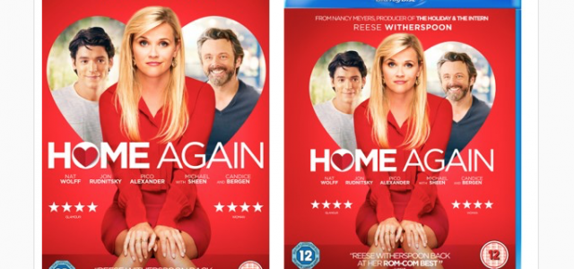 Home Again Home Entertainment Release Details