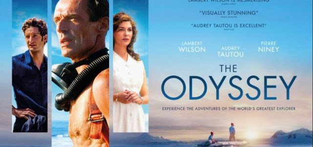 Competition: Win The Odyssey On Blu-Ray