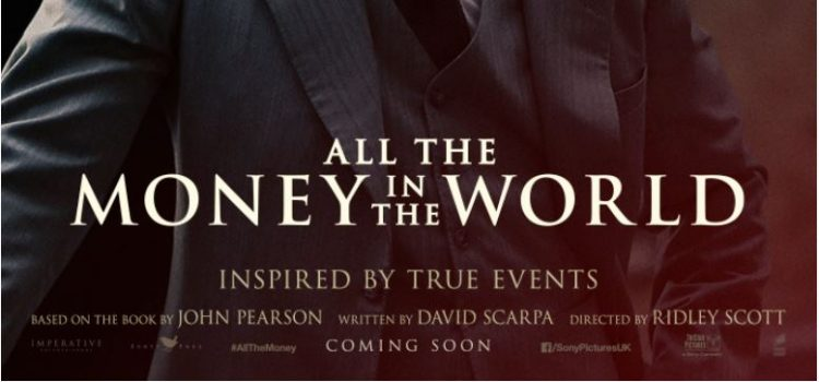 All The Money In The World Home Entertainment Release Details