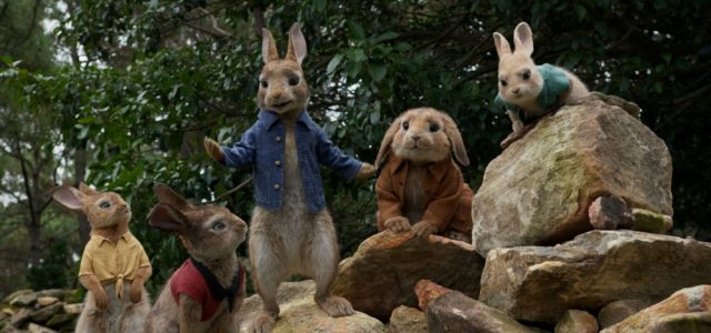 Meet Flopsy Bunny In The New Peter Rabbit Featurette