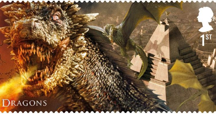 Royal Mail Are Releasing These Awesome Game Of Thrones Stamps