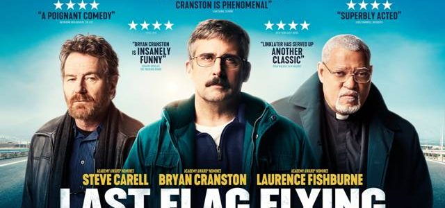 Latest Poster For Linklater's Last Flag Flying Is Released
