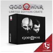 Loot Crate Are Releasing An Awesome God Of War Crate