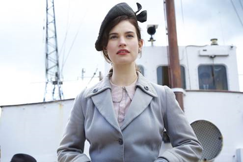 Lily James Stars In First Trailer For The Guernsey Literary And Potato Peel Pie Society