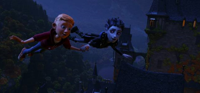 The Little Vampire To Be Released Exclusively In VUE Cinemas