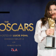 Lucie Pohl Set To Host The Toscars