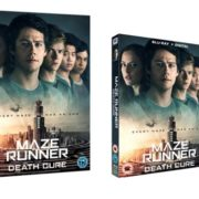 Maze Runner: Death Cure Home Entertainment Release Details