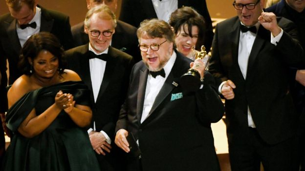 The Oscars 2018 – The Winners