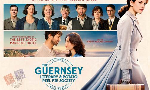 The Guernsey Literary And Potato Peel Pie Society New Footage Unveiled