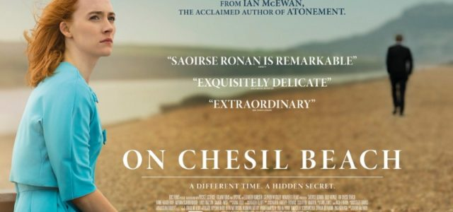 New Poster For On Chesil Beach Released