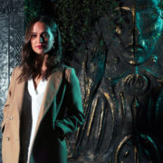 Alicia Vikander Unveils The Tomb Raider Experience