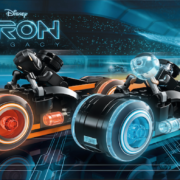 Check Out This Amazing LEGO TRON Set!