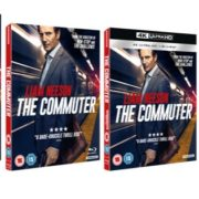 The Commuter Home Entertainment Release Details