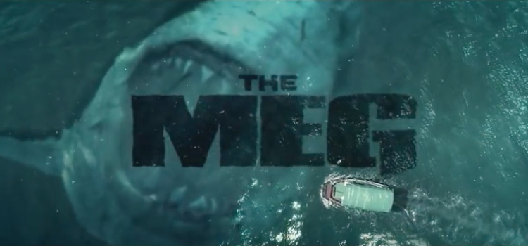Chomp On The First Trailer For The Meg Starring Jason Statham