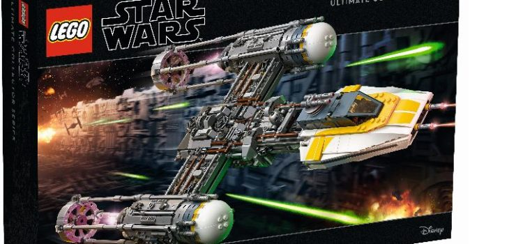 The LEGO Star Wars UCS Y-Wing Starfighter Is Coming This May!