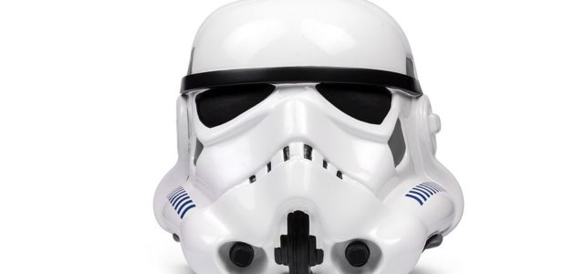 May The Fourth – Check Out This Insane Stormtrooper Bluetooth Speaker!