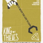 KING OF THIEVES Posters & Trailer