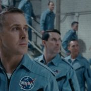 FIRST MAN IN UK CINEMAS 12TH OCTOBER 2018