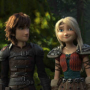 """HOW TO TRAIN YOUR DRAGON: THE HIDDEN WORLD"" IN UK CINEMAS 1ST FEBRUARY, 2019"