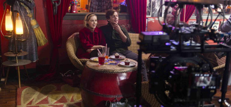 The 10-episode Netflix original series CHILLING ADVENTURES OF SABRINA launches on Netflix on October 26