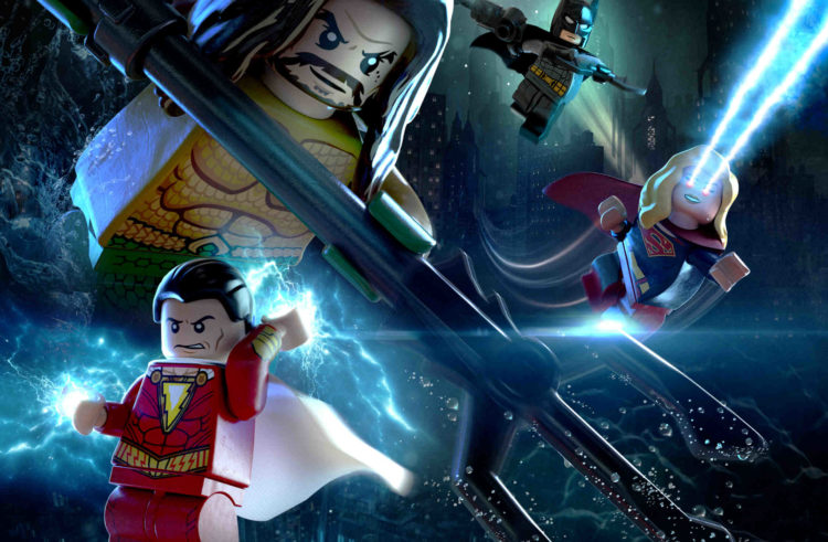 "Warner Bros. Interactive Entertainment, TT Games, The Lego Group, and DC Announce The Launch of ""Lego®  Dc Super-Villains"""