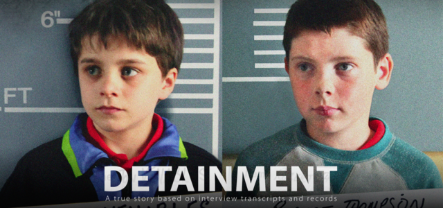 """Detainment""A Film Based on a True Story Film To Be Showcased in Irish Screen America in New York and Others"