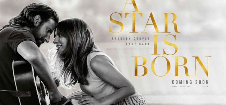 A STAR IS BORN is out in UK cinemas NOW.