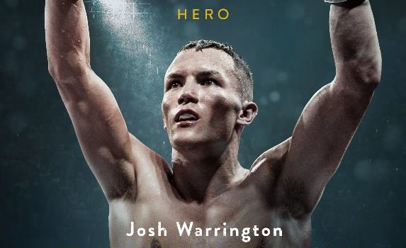 """""""JOSH WARRINGTON: FIGHTING FOR A CITY"""" Available On DVD and Digital Download on 26 November 2018"""